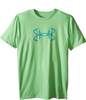 Under Armour Kids - UA Fish Hook Logo Tee (Big Kids)