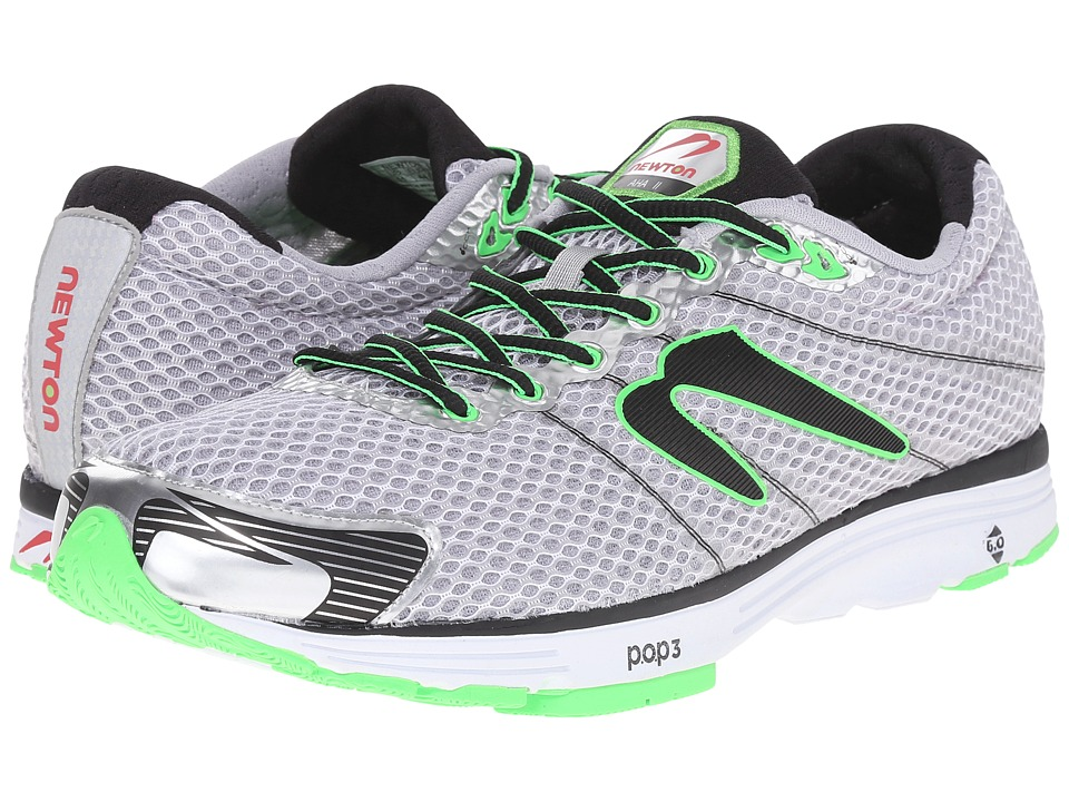 Newton Running Aha II Grey/Black Mens Running Shoes