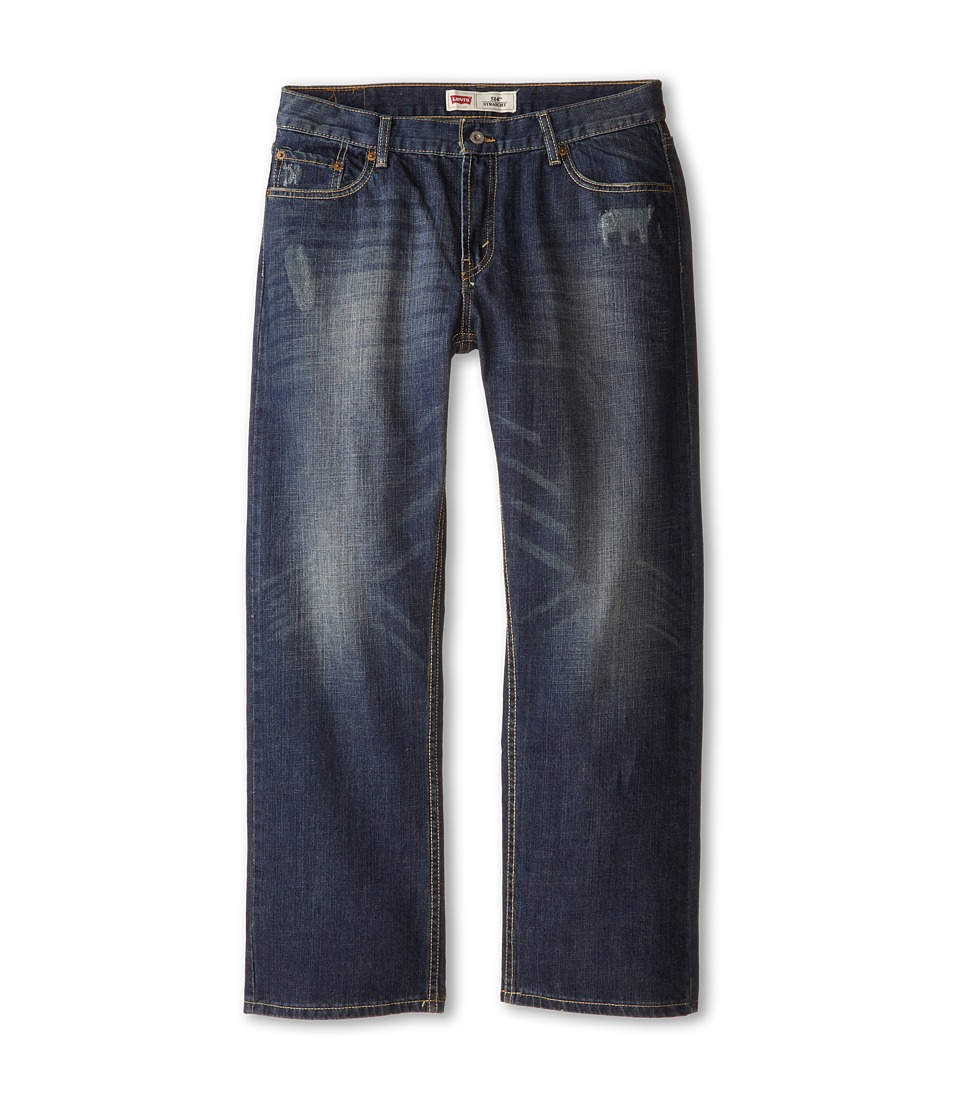 Levis(r) Kids - 514tm Straight Jean - Husky (Big Kids) (Atlas) Boys Jeans