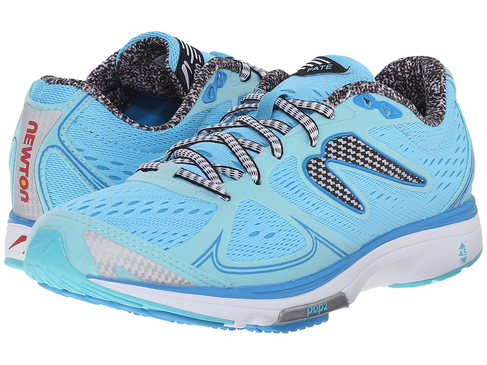 Newton Running Fate Sky Blue/Blue Womens Running Shoes