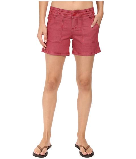 Prana - Tess Short (Sunwashed Red) Women's Shorts