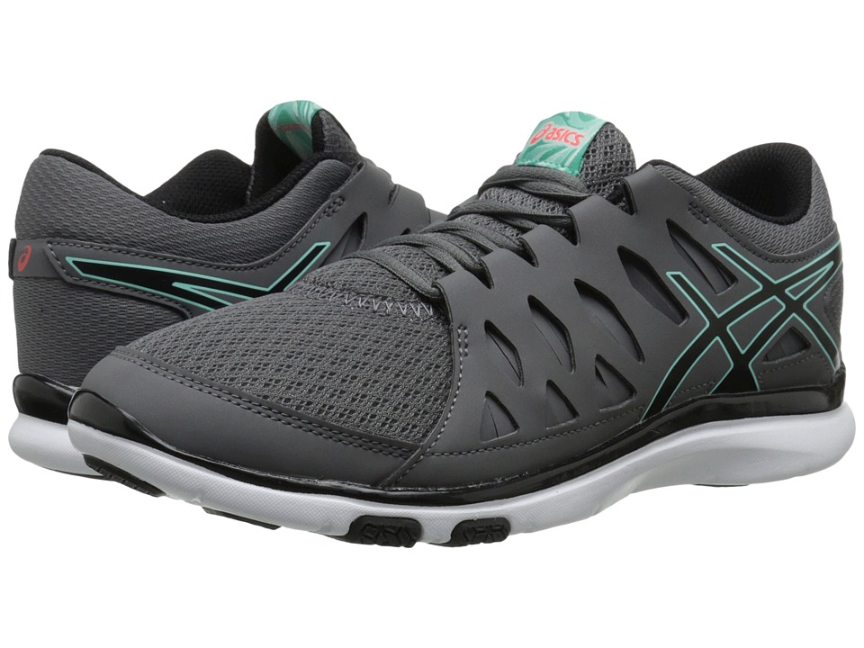 ASICS GEL-Fit Tempo 2 (Storm/Black/Mint) Women