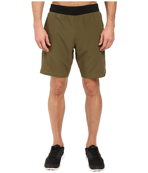 Prana Overhold Shorts - Cargo Green