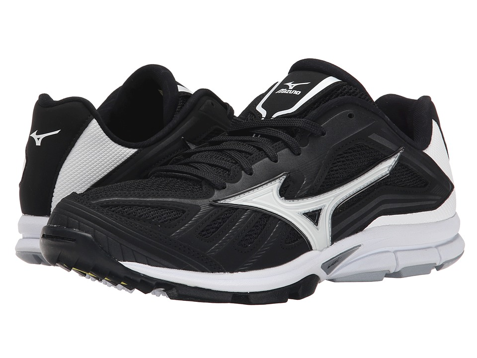 Mizuno - Players Trainer (Black/White) Men