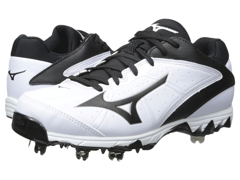 Mizuno - 9-Spike Swift 4 (White/Black) Women