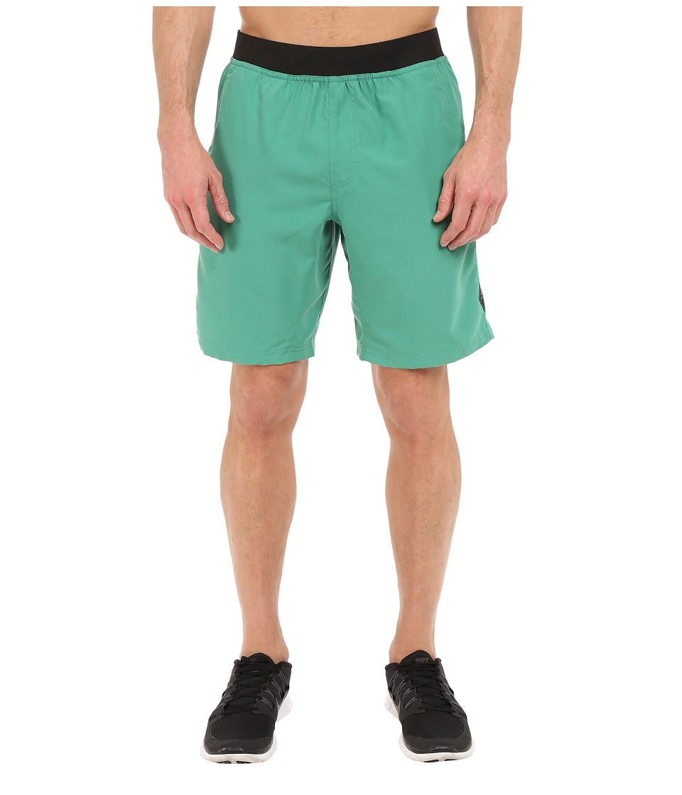 Prana Mojo Short Dusty Pine Mens Shorts