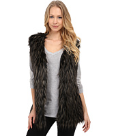 Via Spiga - Tipped Faux Fur Vest