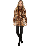 Via Spiga - Jaguar Faux Fur Coat