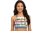 Sperry Top-Sider Scenic Reflection High Neck Midkini