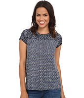 Lucky Brand - Blue Diamond Top