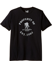 Under Armour Kids - Wounded Warrior Project® Logo Tee (Big Kids)