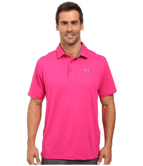Under Armour Golf UA Playoff Polo - Power In Pink