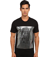 adidas Y-3 by Yohji Yamamoto - Steely Blue T-Shirt