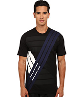 adidas Y-3 by Yohji Yamamoto - Multistripe T-Shirt