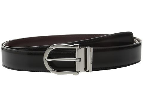 Salvatore Ferragamo Reversible/Adjustable Belt - 679405