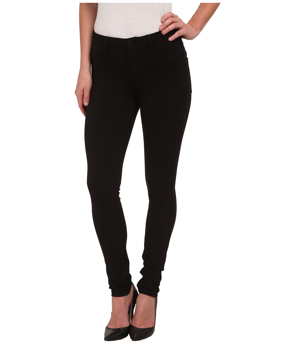 Liverpool - Madonna Ponte Five-Pocket Legging (Black 1) Womens Clothing