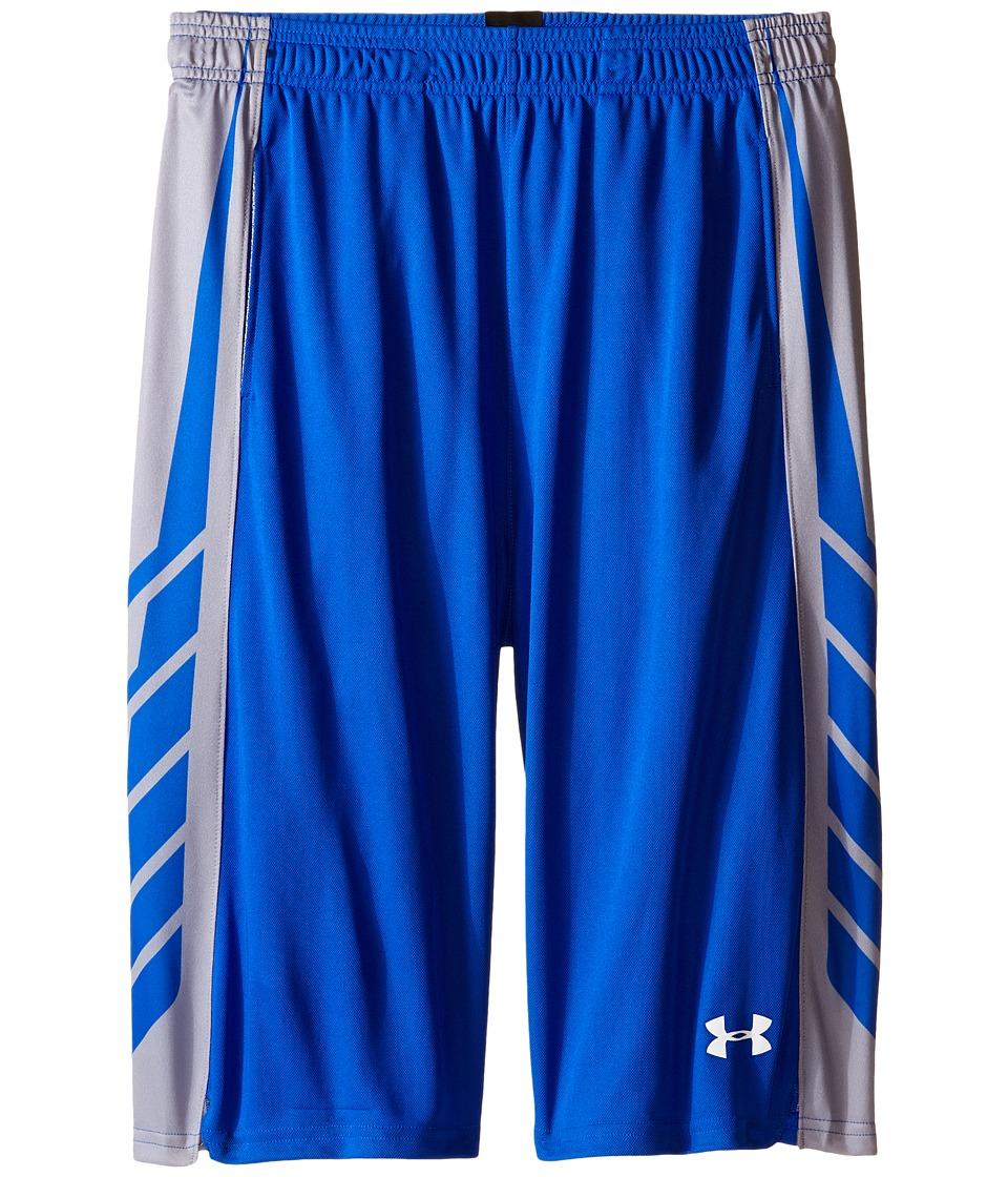 Under Armour Kids - UA Select Shorts (Big Kids) (Ultra Blue/Steel) Boys Shorts