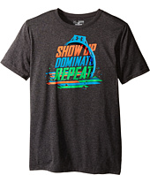 Under Armour Kids - Dominate The Court Short Sleeve Tee (Big Kids)