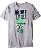Under Armour Kids - About To Go Off Short Sleeve Tee (Big Kids)