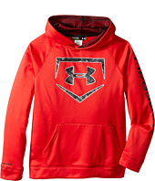 Under Armour Kids - Baseball Diamond Logo Hoodie (Big Kids)