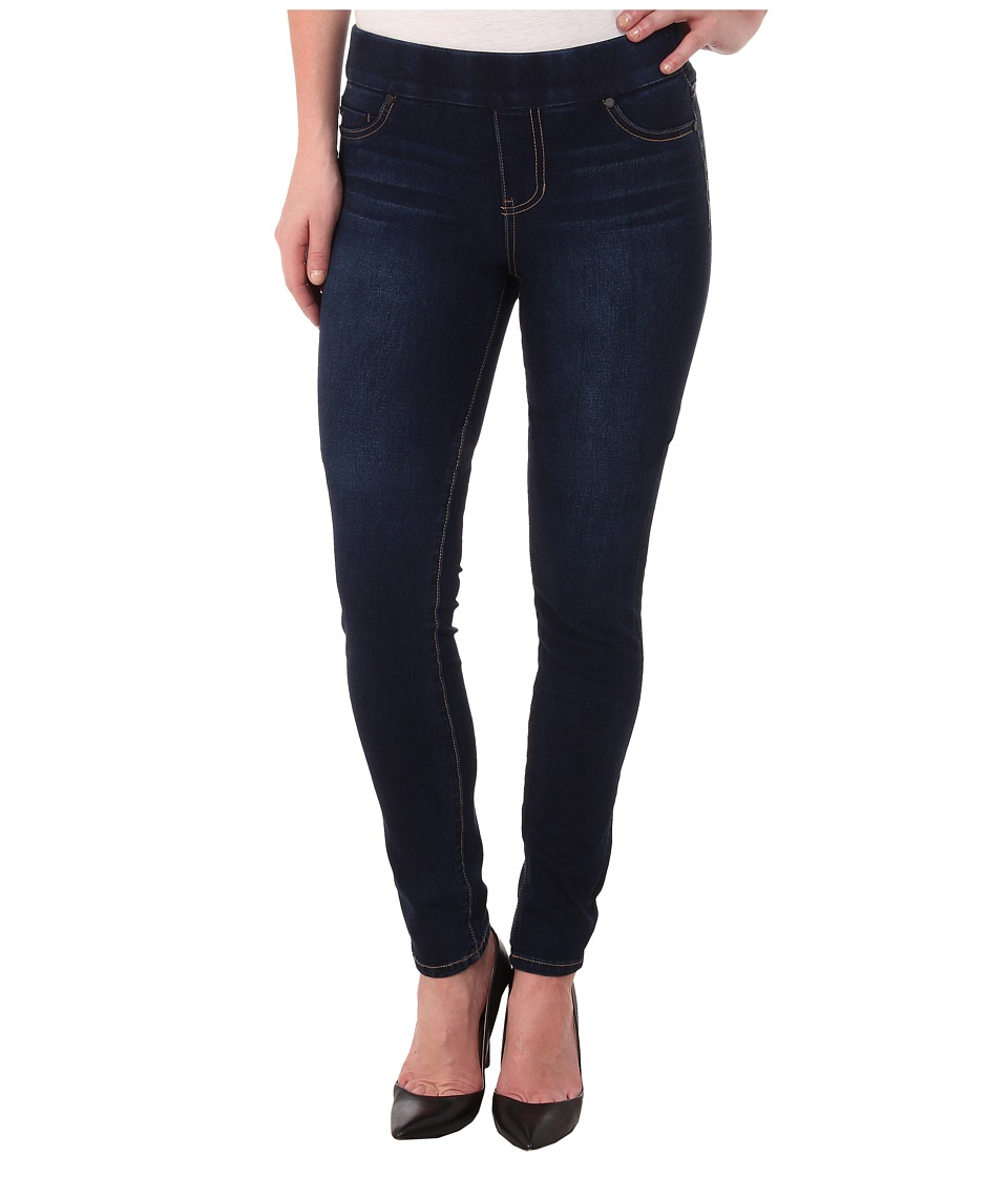 Liverpool Contour Shaper Sienna Pull On Leggings Cleveland Dark Blue Womens Jeans