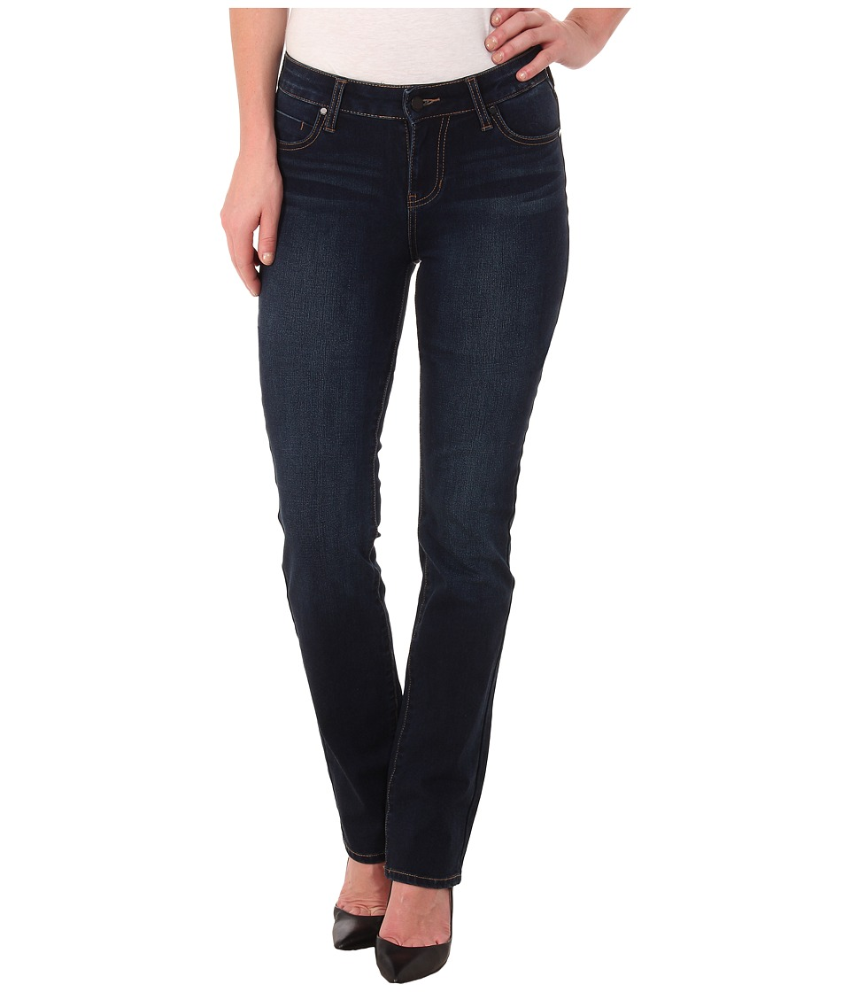 Liverpool Contour Shaper Sadie Straight Cleveland Dark Blue Womens Jeans