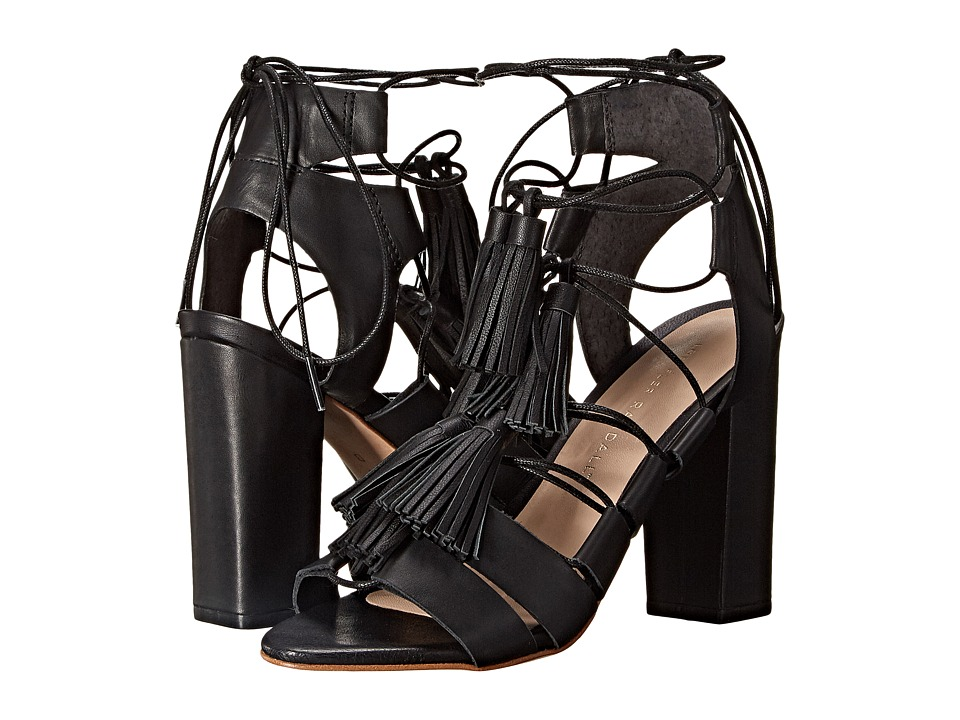 Loeffler Randall Luz (Black Vachetta/Nappa) High Heels
