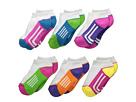 Jefferies Socks Athletic Low Cut 1/2 Cushion 6-Pack (Toddler/Little Kid/Big Kid)