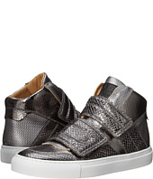 MM6 Maison Margiela - Metallic Crackle High Top