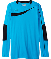 Under Armour Kids - Horizontal Long Sleeve Goal Keeping Jersey (Big Kids)