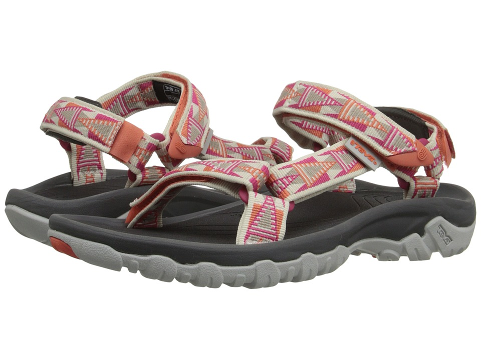 Teva Hurricane XLT Mosaic White/Pink Womens Sandals