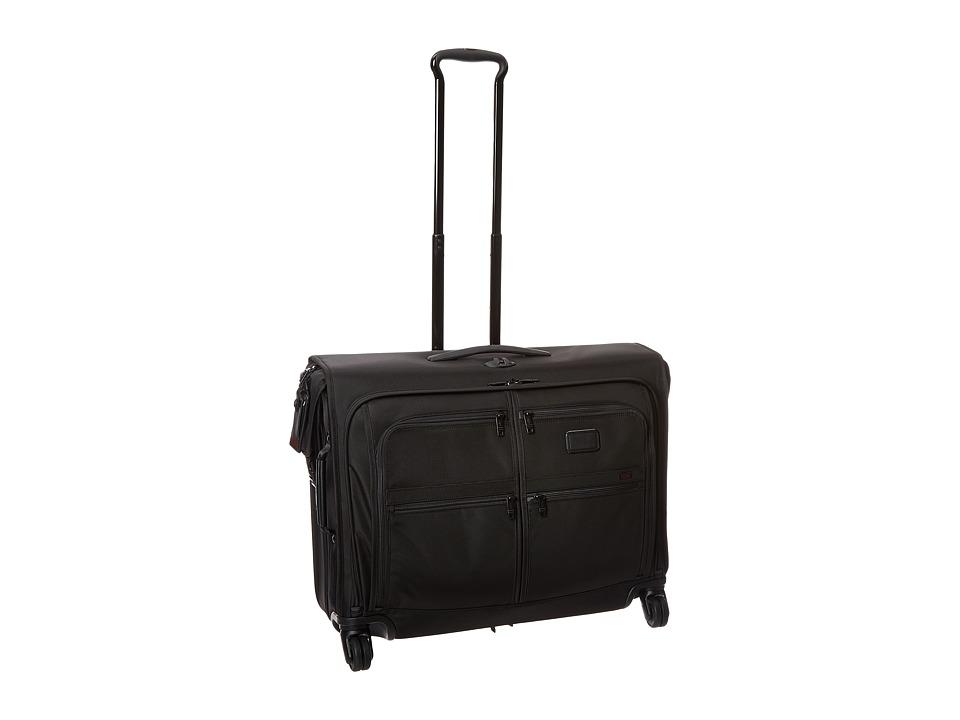 Tumi Alpah 2 4 Wheeled Medium Trip Garment Bag Black Luggage