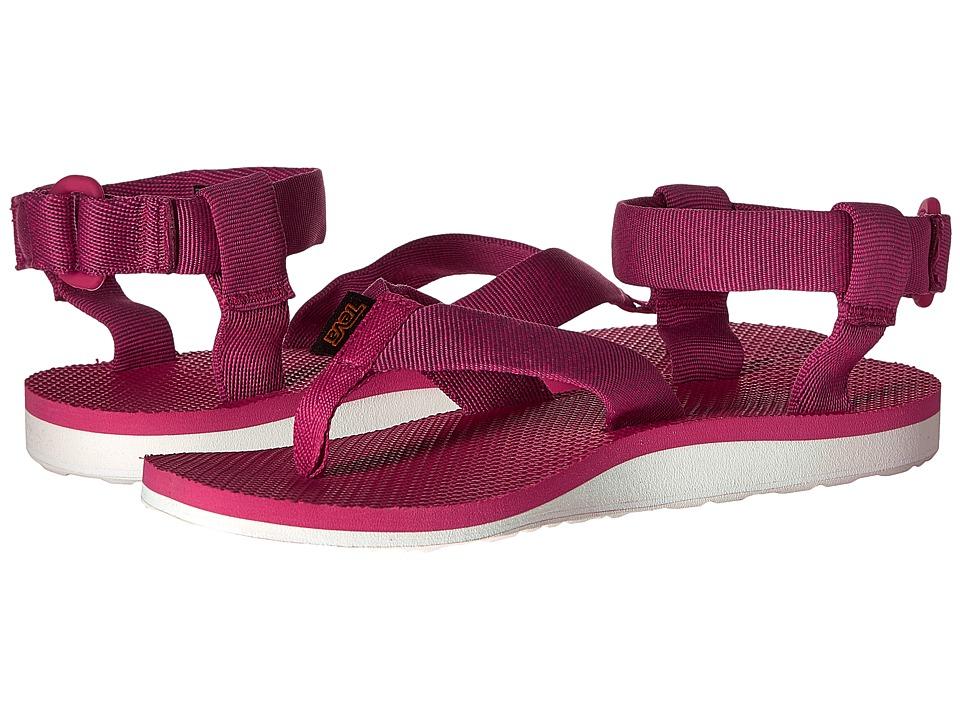 Teva Original Sandal Marled Raspberry Womens Sandals