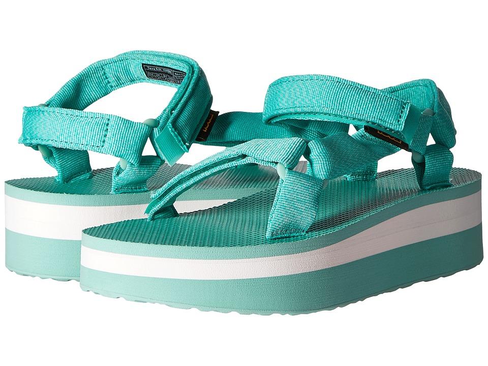 Teva Flatform Universal Marled Florida Keys Womens Sandals