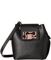 Vivienne Westwood - Saffiano Mini Bucket Crossbody