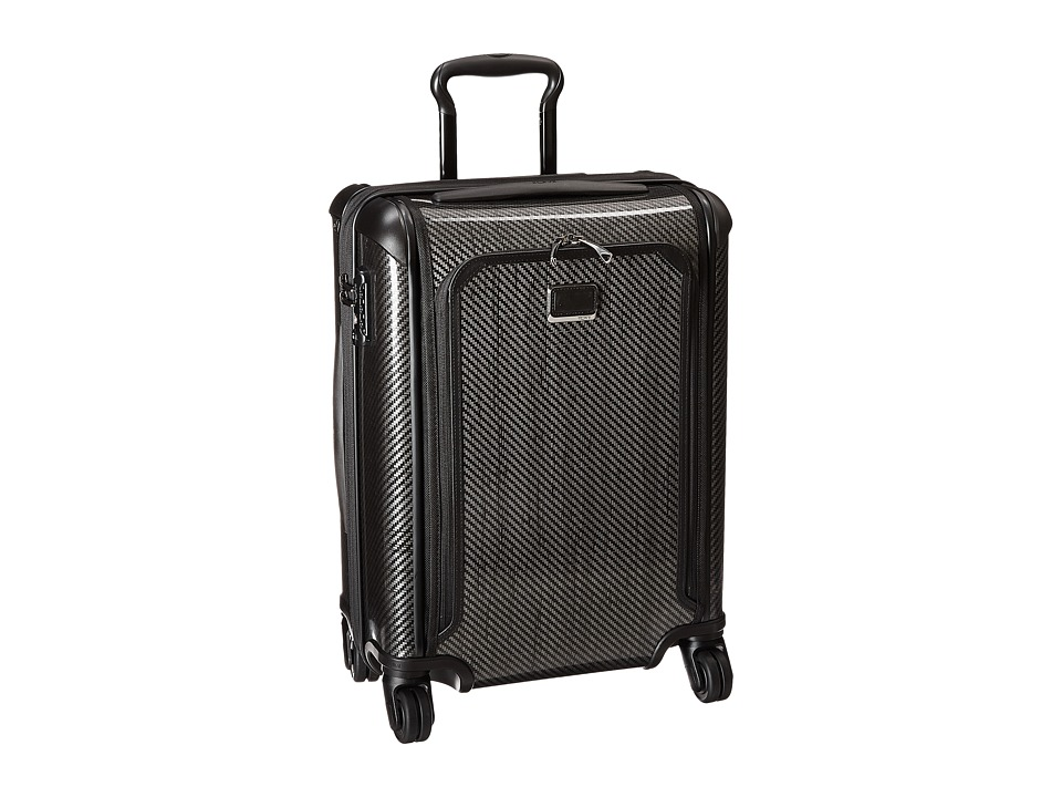 Tumi - Tegra-Lite(r) Max Continental Expandable Carry-On (Black Graphite) Carry on Luggage