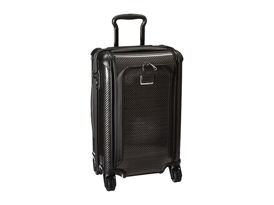 Tumi - Tegra-Lite Max International Expandable Carry-On (Black Graphite) Carry on Luggage
