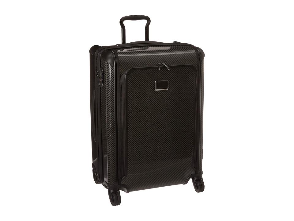 Tumi - Tegra-Lite(r) Max Medium Trip Expandable Packing Case (Black Graphite) Pullman Luggage