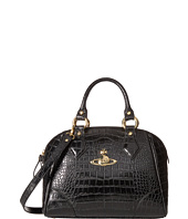 Vivienne Westwood - Jungle Crocodile Top-Handle Satchel