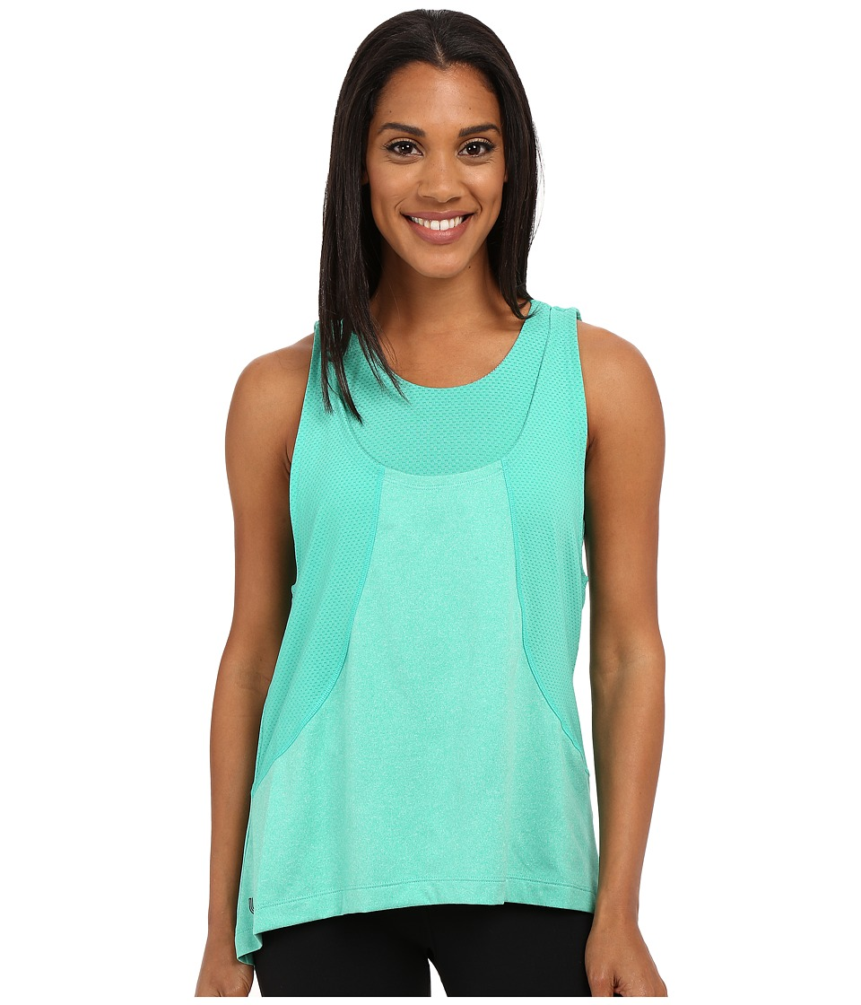 Lole Faylinn Tank Top Green Tropic Mix Womens Sleeveless