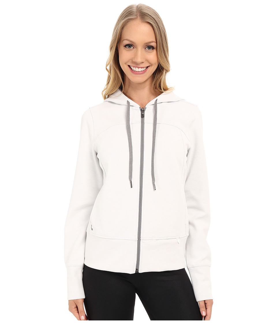 Lole - Unite Cardigan (White) Women