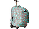 JanSport Driver 8 (Grey Rabbit Sylvia Dot)
