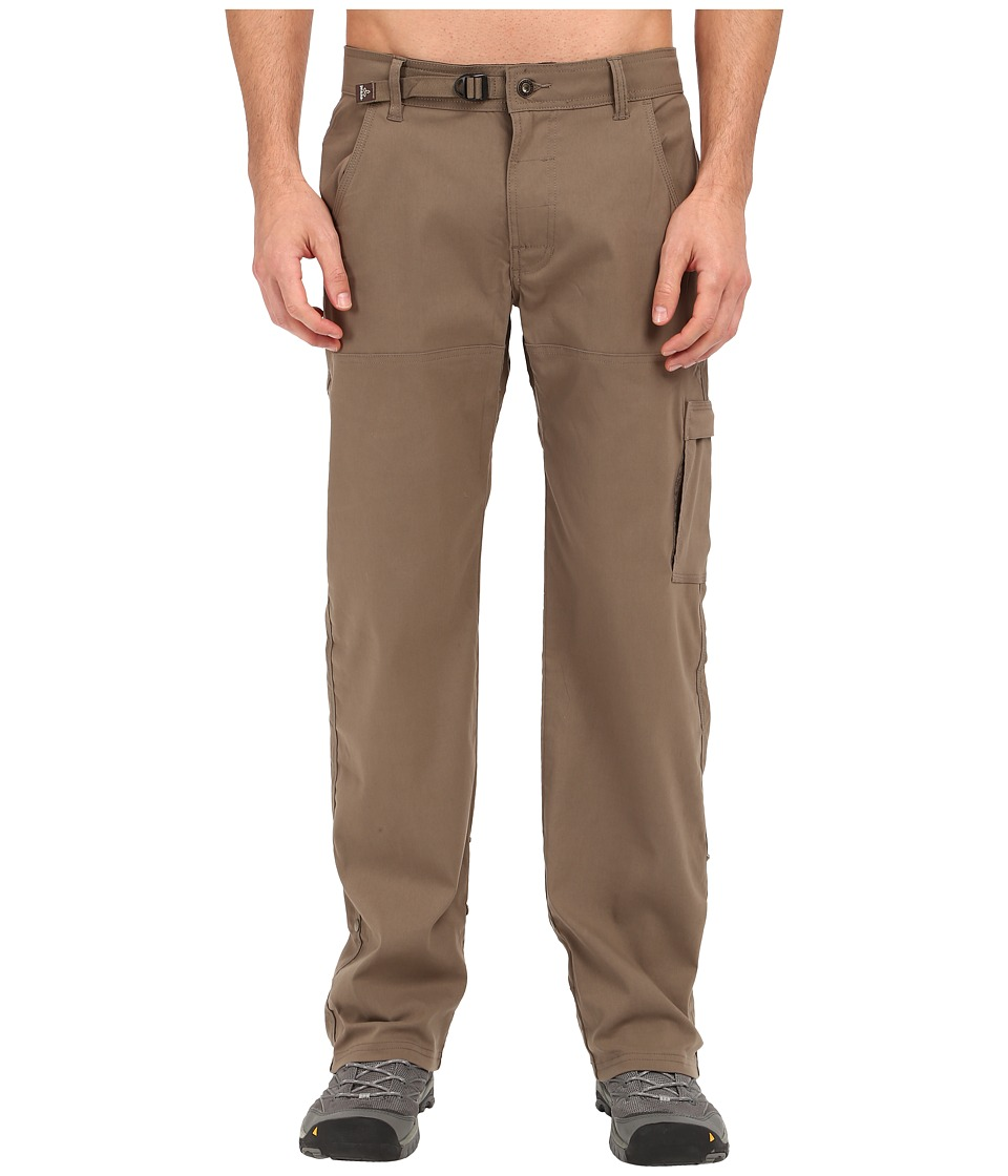 Prana Stretch Zion Pant Mud Mens Casual Pants