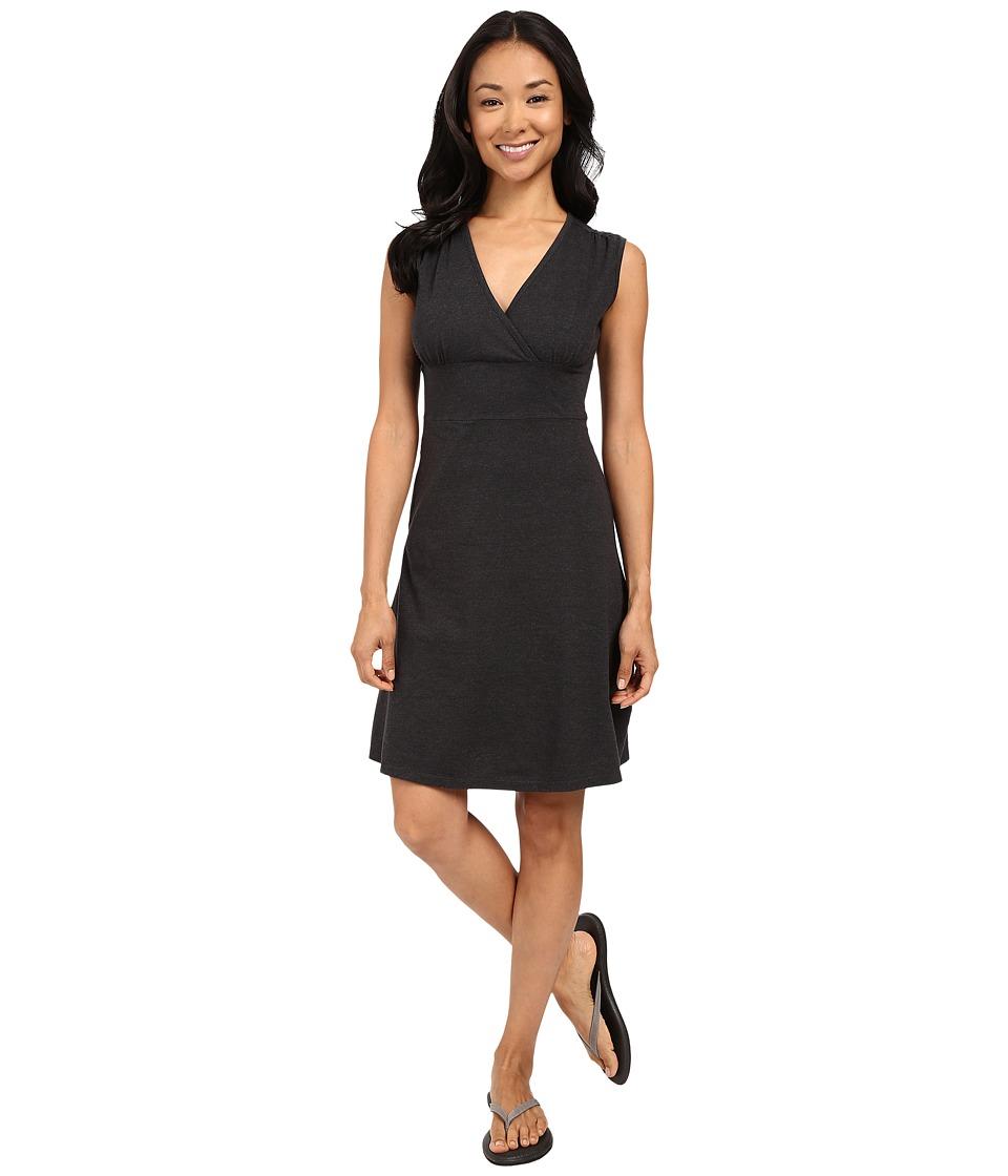 ToadampCo Palmira Dress Black Heather Womens Dress