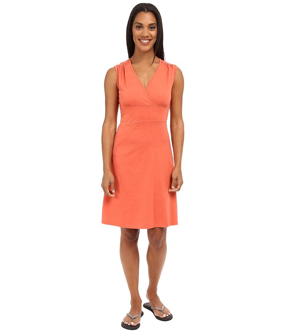 ToadampCo Palmira Dress Cedar Womens Dress