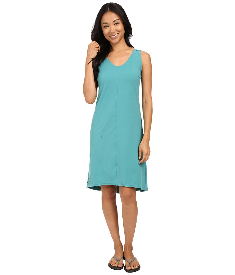 ToadampCo Corsica Dress Dark Turquoise Womens Dress