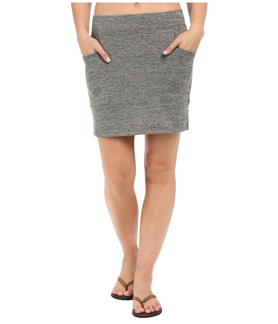 ToadampCo Intermezzo Skirt Light Ash Womens Skirt