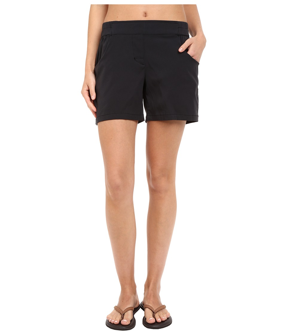 Toad&Co Jetlite Shorts (Black) Women