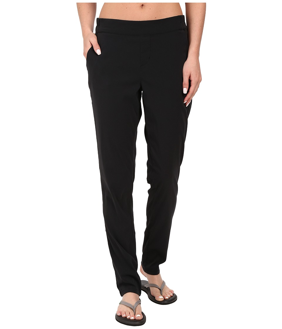 ToadampCo Debug UPF Stretch Pants Black Womens Casual Pants