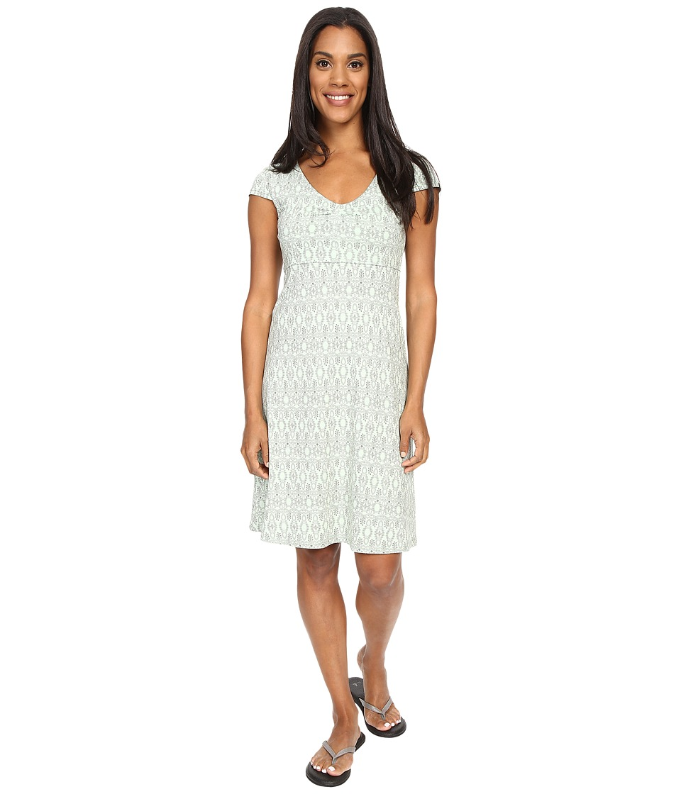 ToadampCo Rosemarie Dress Pistachio Tapestry Print Womens Dress